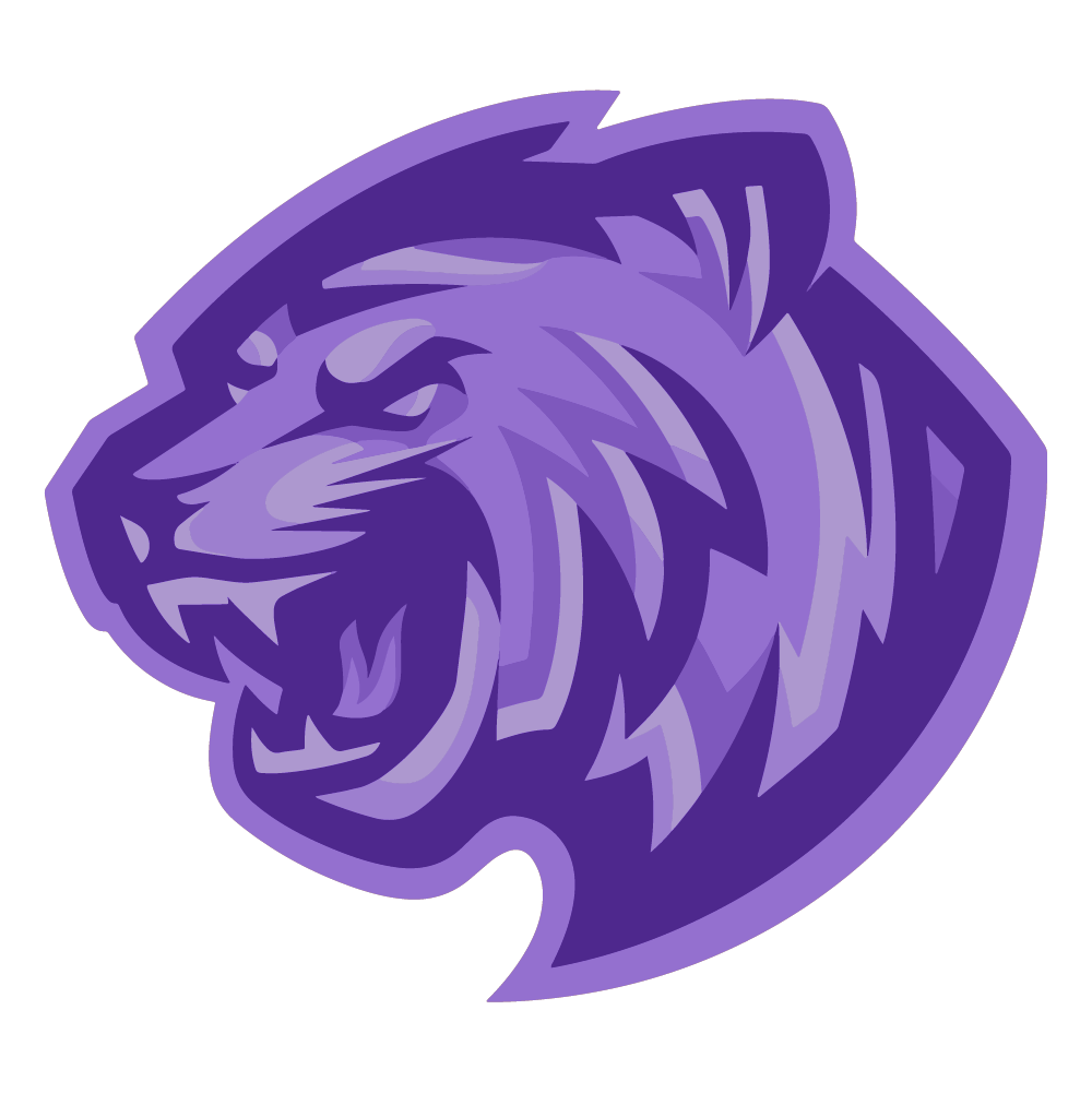 LSU PURPLE Logo